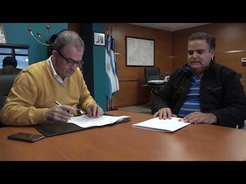 Firma de convenio entre La Fundación Nexos y Legislatura de Río Negro