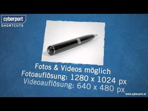 Technaxx Video-Interview-Pen I Shortcut