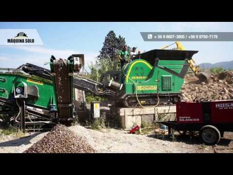 Trituradoras de Escombros – Komplet