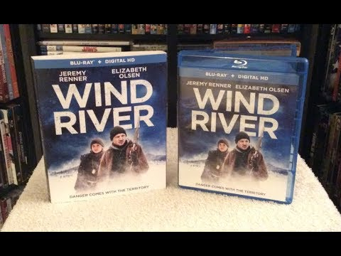 Wind River BLU RAY UNBOXING + Review