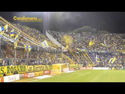 Video - Hinchada Rosario Central vs San Martin (SJ) 28-06-12 (Canallamania.com) HD - Los Guerreros - Rosario Central - Argentina
