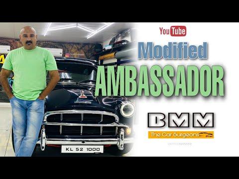 AMBASSADOR - Modified ambi. KL52 1000 BMM car Surgeon