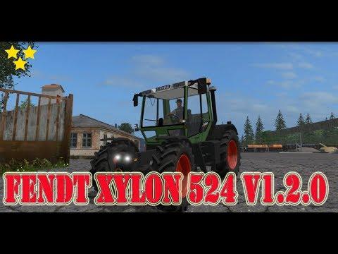 Fendt Xylon 524 v1.2.0