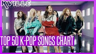 Video [TOP 50] K-POP SONGS CHART • JANUARY 2017 (WEEK 3) download in MP3, 3GP, MP4, WEBM, AVI, FLV Februari 2017