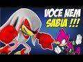Segredos Escondidos Dentro Dos Jogos Sonic The Hedgehog