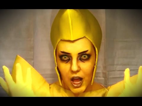 What's the use of feeling blue - Yellow Diamond Cosplay (Steven Universe)