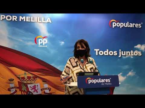 """""""El PP sospecha que el programa Melilla Colabora s..."""