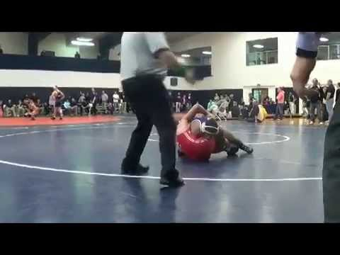 Wrestling - Messiah Invitational Highlights (12/1/12)