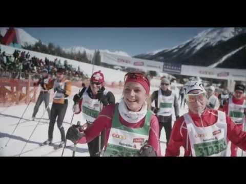 Engadin Skimarathon 2014