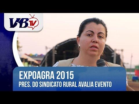 VBTv | Presidente do SRA avalia exposi��o e anuncia visita da ministra K�tia Abreu