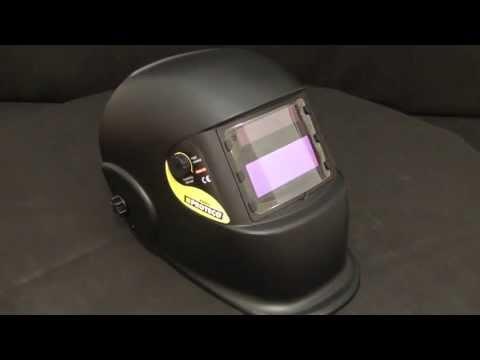 PROTECO P600E Automatik Schweißhelm Schweißschirm Schweißmaske