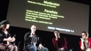 Nonton Indie Game Panel  Sundance 2012 Film Subtitle Indonesia Streaming Movie Download