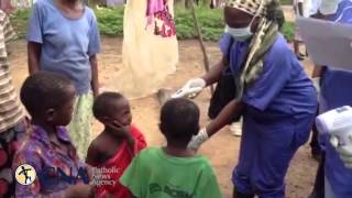 Ebola Orphans Thousands Of Children In West Africa
