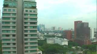 Marriott Executive Apartments Walkthru / Bangkok,Thailand