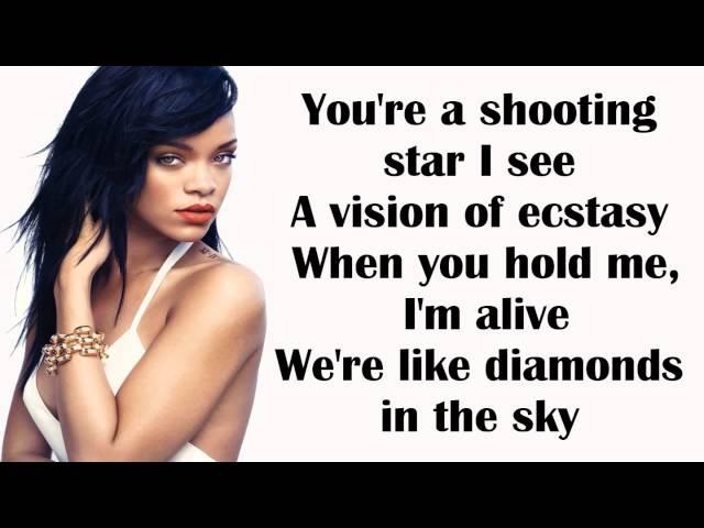 Rihanna lyrics