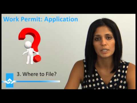 Canada Work Permit Application Video
