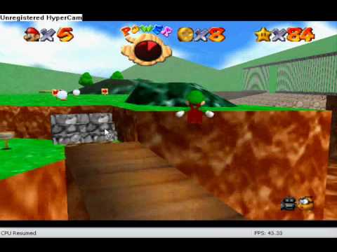 Mario's bad day Bloopers