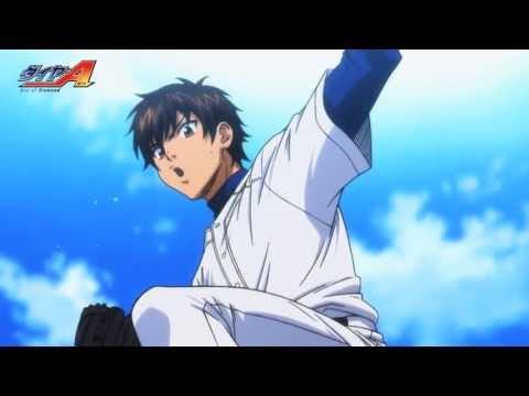 Daiya no Ace, la Bande annonce de l'Anime