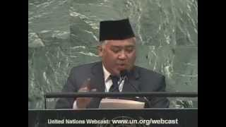 Video Pidato Prof. Dr. M. Din Syamsuddin di Markas Besar PBB MP3, 3GP, MP4, WEBM, AVI, FLV Juli 2018