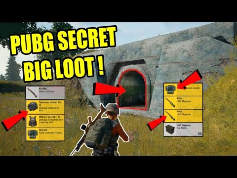 PUBG Mobile New Secret Location Tips & Tricks ! Only 0.5% People Know About This Trick ?