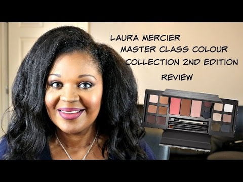 Laura Mercier Master Class Colour Essentials Collection 2nd Edition Review