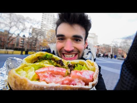 THE TOP NYC CHEAP EATS FOOD TOUR!