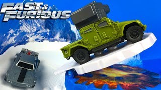 Nonton FAST AND FURIOUS FROZEN MISSILE ATTACK WITH ICE CHARGER CANON LAUNCHER & TANK FROM MATTEL - UNBOXING Film Subtitle Indonesia Streaming Movie Download
