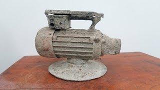 Video Very Old Electric Vibrator Restoration - Restoration Perfectly MP3, 3GP, MP4, WEBM, AVI, FLV April 2019