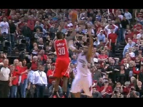 Troy Daniels Game-Winning Three -- Houston Radio Call