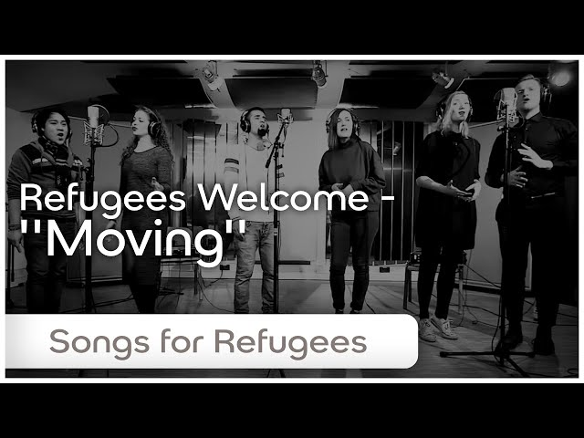 Video - songs for refugees @ HdpK