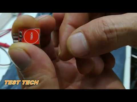 TTP223 Capacitive Touch Switch