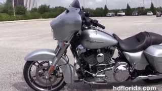6. New 2015 Harley Davidson Street Glide Special - Specs