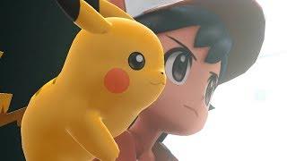 TRÁILER Pokémon Switch Lets GO Pikachu Lets GO Eevee