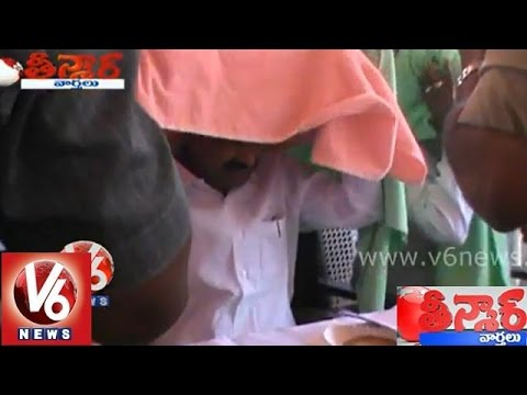 Minister Etela attacked by honey bees at inauguration event  Teenmaar News