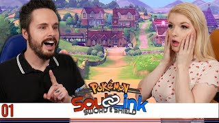 Pokemon Sword & Shield Soul Link Nuzlocke Part 01 | PUTTING OUR FAITH IN EACH OTHER by Ace Trainer Liam