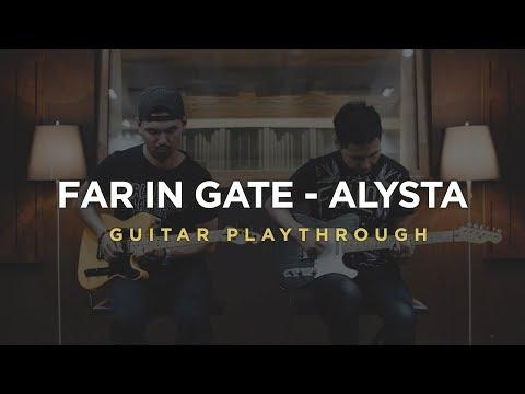 Far In Gate - Alysta (Guitar Playthrough)