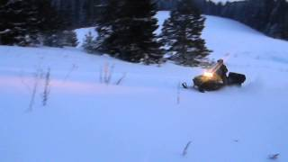 9. Ski-Doo Skandic SWT V-800 4-TEC