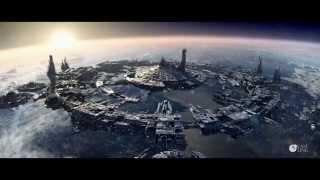 Battle for SkyArk - VFX Reel
