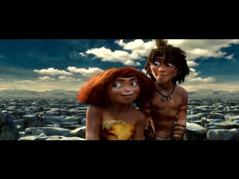 Les Croods : Bande annonce VF HD