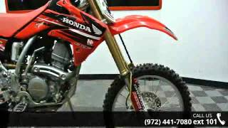 4. 2009 Honda CRF 150R Expert  - Dream Machines of Texas - F...