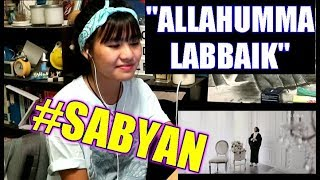 Video SABYAN - ALLAHUMMA LABBAIK (Reaction) MP3, 3GP, MP4, WEBM, AVI, FLV Januari 2019