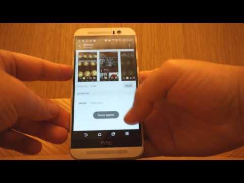 HTC One M9 primo contatto