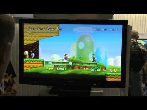 New Super Mario Bros. Wii confirmed November 15