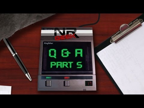 Q&A #05 czyli Pytania i Odpowiedzi