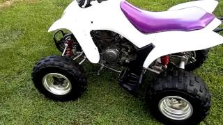 7. Suzuki ltz 250