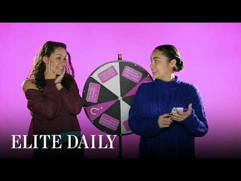 BFFs Swap Phones and Play Text Roulette!!