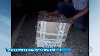 Vereador de Sorocaba recebe encomenda suspeita e polícia investiga o caso