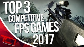 """Top 3 Competitive FPS Games - 2017. Today we count down the top 3 competitive fps games in 2017. What are some of your favorite competitive fps games let me know down in the comments below.Best Place to buy cheap csgo skins is   https://www.rpgah.com/, Use code""""JOB""""get a 3% discount!GIVEAWAY - https://gleam.io/LXWRt/win-awp-hyperbeast-ft★ Patreon - https://goo.gl/cZcV7R★ 2nd Channel - https://goo.gl/RyvCmn★Snacphat - TheChosen1inc★Instagram - https://goo.gl/cv1hvL★Twitch - http://goo.gl/kRBgH2★Twitter - https://goo.gl/xUmcOE★Steam Group - http://goo.gl/Radyih (Join For Updates)★Intro Song - https://goo.gl/L8qshP★Outro Song - https://goo.gl/sPD2Q1★Config - http://goo.gl/vCXbiKThechosen1inc is a cs go channel focused on talking about everything cs go. The focus is bringing you the latest cs go news and also opinions on the latest things going on in the counter strike global offensive community. Feel free to subscribe if your interested in counter strike global offensive content and the opinions of an angry man.Johnny BumbleFuck Is Always Watching ༼◕_◕༽Contact Email - Schonewise@gmail.com"""