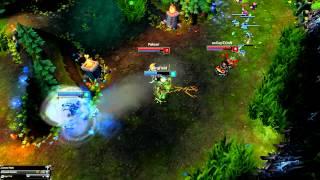 Elyxed Gaming - Paksor&exCepti0n (Janna&Corki) Snipe