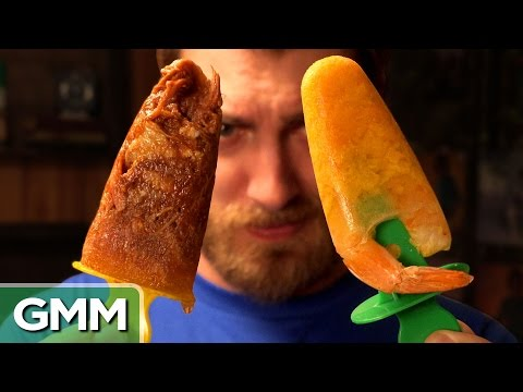 Will It Popsicle? - Taste Test